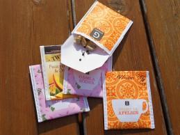 i trädgården - samla fröer i tepåsar itradgarden.se
