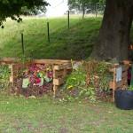 i Trädgården - kompost i trädgården, trädgårdsavfall, kompostera
