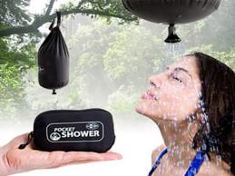 i trädgården - hopfällbar dusch itradgarden.se
