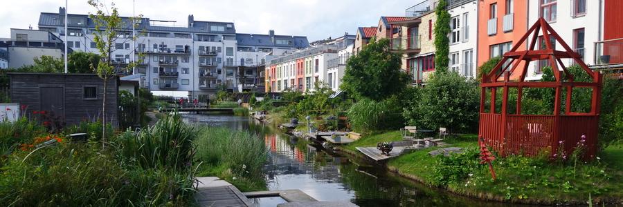 i trädgården - Västra Hamnen, Malmö www.itradgarden.se