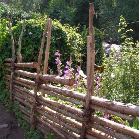 Inspirationsbilder – staket