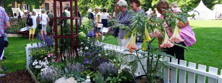 Trädgårdsfesten Sofiero 2016